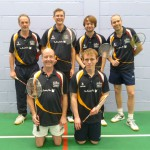 Swindon Mens Divison 5 in their new shirts